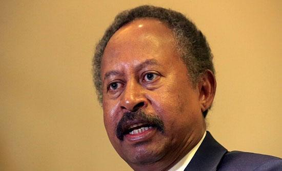 رئيس الوزراء السوداني يصل إلى واشنطن للقاء مسؤولين أمريكيين