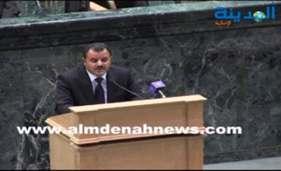 النائب السابق الدعجة: الحكومة رفضت ولم تلتزم بعلاوة الـ50 % عام 2014