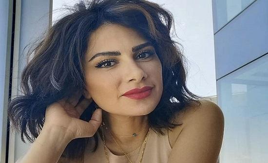 الأردنية صبا مبارك تخطف الانظار في احدث اطلالة لها!