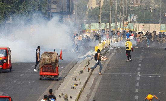 إطلاق سراح 1648 متظاهرا عراقيا