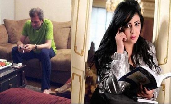 منى الغضبان تتخذ إجراء حاسم ضد خالد يوسف بعد تسريبه فيديو إباحي لهما