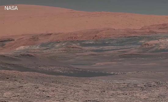 شاهد : المريخ بافضل فيديو على الاطلاق للكوكب الأحمر