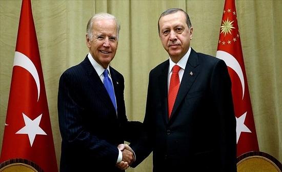 بايدن وأردوغان يتفقان على عقد قمة ثنائية في يونيو المقبل