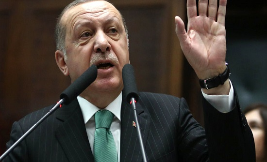 أردوغان: على طالبان إنهاء احتلالهم في أفغانستان
