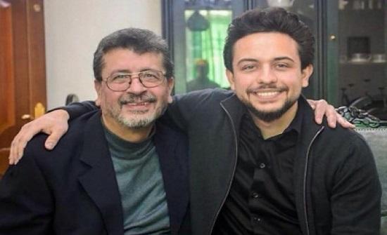 بالفيديو والصور : شاهدوا كيف استقبل ربيع شهاب الأمير حسين