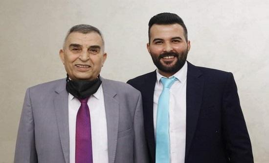 أفراح آل ابورمان وآل عثمان