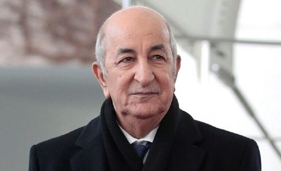 الرئاسة الجزائرية تؤكد تحسن صحة الرئيس تبون