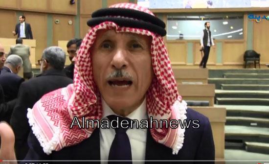 فيديو .. العرموطي يشرح للمدينة نيوز لماذا طلب شمول الشيكات بالعفو العام
