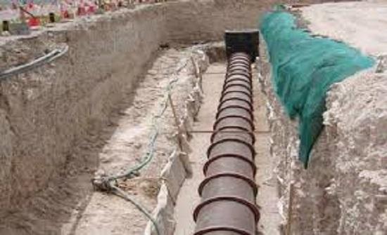 مياه الطفيلة تستكمل مشروعا للصرف الصحي لمنطقة العيص
