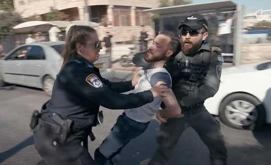 موقع أمريكي يوثق جرائم الاحتلال بالقدس والشيخ جراح .. بالفيديو