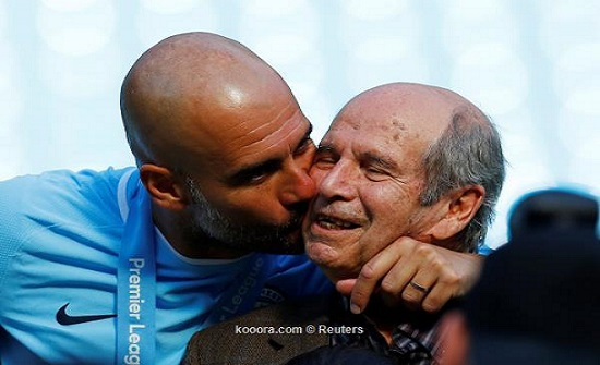 والد جوارديولا: بيب قد يعود لبرشلونة