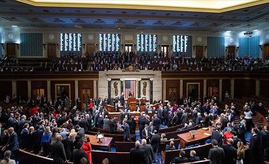 """الكونغرس الأميركي قد يكسر """"قاعدة القرنين"""" بسبب مخاطر كورونا"""
