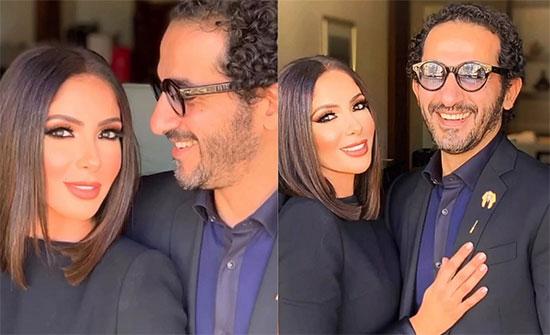 شاهدوا.. أحمد حلمي لـ منى زكي: مفيش حبيبة زيك وأعظم أم