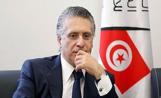 تونس.. القروي من سجنه: متفائل بالفوز على سعيّد