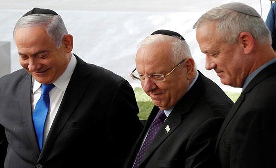 انتهاء الجولة الأولى من المفاوضات الحكومية الإسرائيلية واتهامات متبادلة