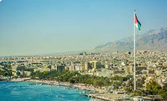 42 ألف زائر دخلوا مدينة العقبة خلال الـ 4 أيام الماضية