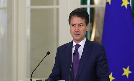 مجلس الشيوخ الإيطالي يصوت لصالح منح حكومة كونتي الثقة