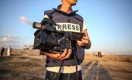 خلال يوم.. 68 صحفيا دوليا يدخلون غزة للاطلاع على آثار العدوان