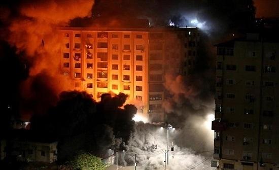 """""""المسيرة النيابية"""" تطالب بطرد السفير الإسرائيلي"""