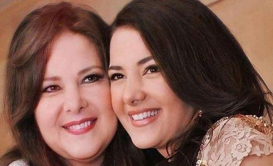 دنيا سمير غانم تتوسل إلى الله ليغفر لدلال عبدالعزيز