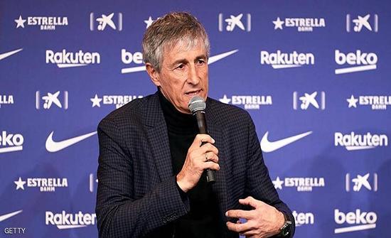 """مدرب برشلونة الجديد يكشف وعده لـ""""البلوغرانا"""""""