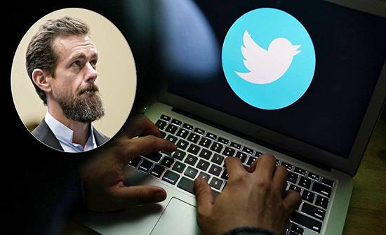 حساب مؤسس «تويتر» يتعرض لـ «الاختراق»