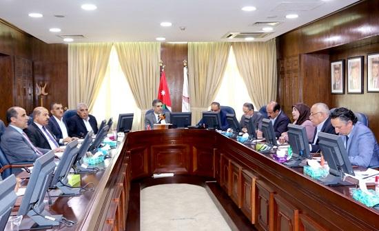 لجنة العمل النيابية تطلع على تعديلات قانون الضمان الاجتماعي
