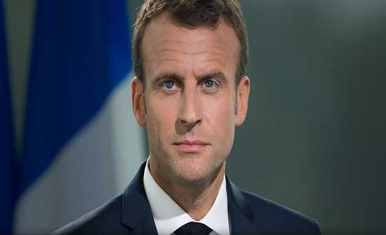ماكرون: فرنسا ستعيد فتح سفارتها في طرابلس يوم الاثنين