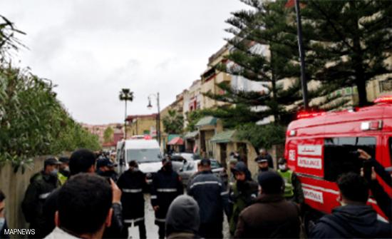المغرب.. مصرع 24 شخصا غرقا داخل مصنع سري .. فيديو