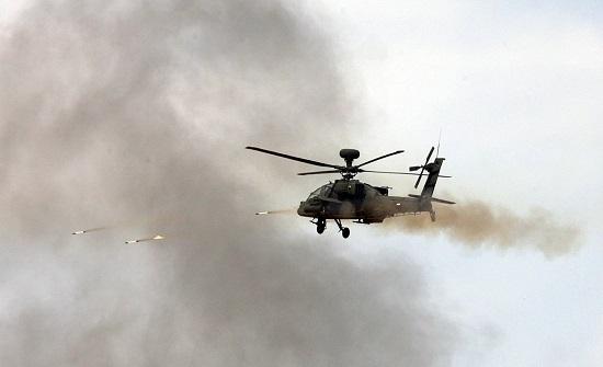 الطيران العراقي يقصف موقعا لتنظيم داعش الإرهابي