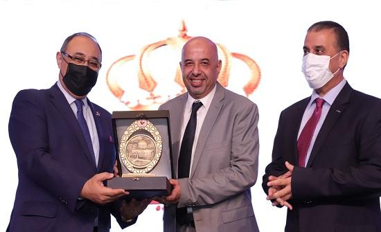 اختتام الدورة الرابعة من مهرجان الأردن للإعلام العربي