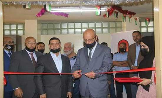 افتتاح مختبر الطاقة المتجددة بجامعة مؤتة
