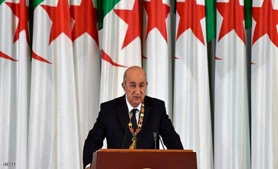 الرئيس الجزائري يشارك في مؤتمر برلين حول ليبيا