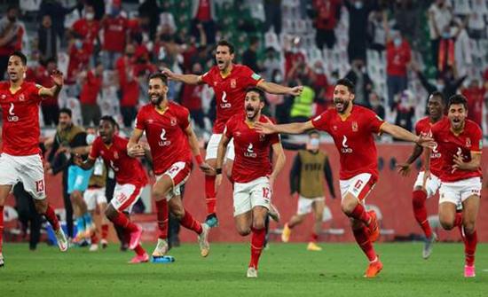 الأهلي المصري يحرز برونزية مونديال الأندية على حساب بالميراس البرازيلي بركلات الترجيح