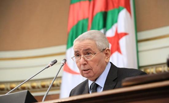 """بالفيديو : هل انتقص """"بن صالح"""" من السيادة الجزائرية أمام بوتين"""