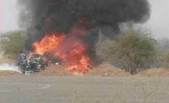 الاحتلال الإسرائيلي يعلن تحطم طائرة صغيرة مسيرة له جنوب قطاع غزة