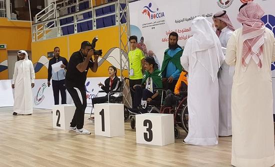 منتخب بوتشيا يحصد 3 ميداليات بملتقى البحرين الدولي