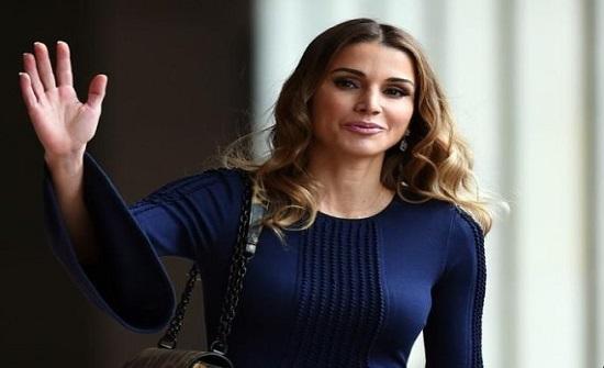 الملكة رانيا تنشر صورة  : مع سيدنا