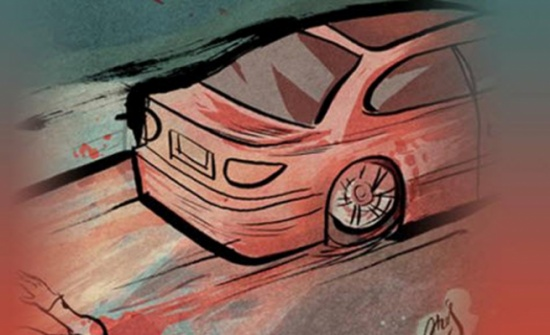 سائق يدهس سيدة في جرش ويلوذ بالفرار