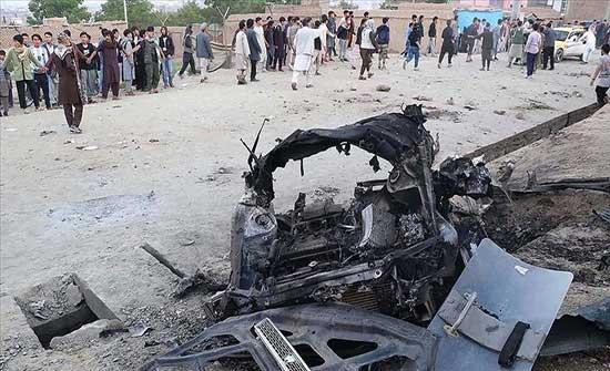 """أفغانستان.. نزوح الآلاف جراء معارك """"طالبان"""" والقوات الحكومية"""