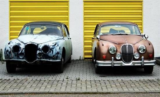 كيف يزكي من يقوم بشراء سيارات قديمة ويبيعها بعد إصلاحها؟