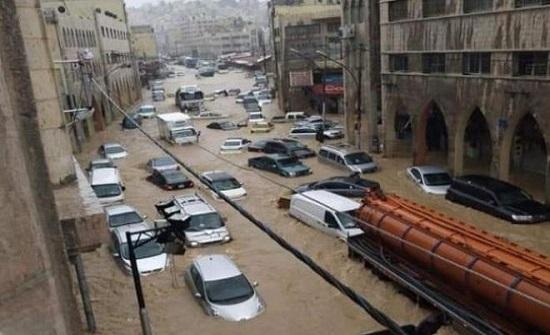 تجارة عمان تطوي ملف تعويضات سيول عمان