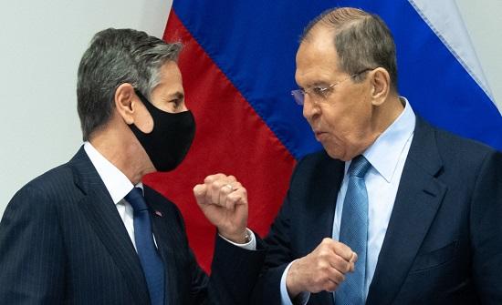 بلينكن: مستعدون للتواصل مع روسيا بشرط