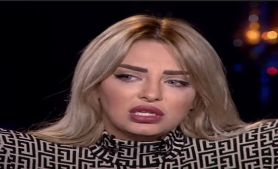 شاهد.. مي حلمي تبكي وتكشف تفاصيل اكتشافها خيانة محمد رشاد لها!