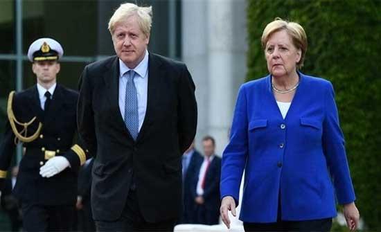 بريطانيا وألمانيا تسعيان لنهج مشترك لمجموعة السبع إزاء طالبان