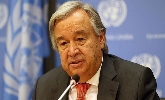 الأمم المتحدة: فريق خاص لمواجهة قضايا النزوح الداخلي حول العالم