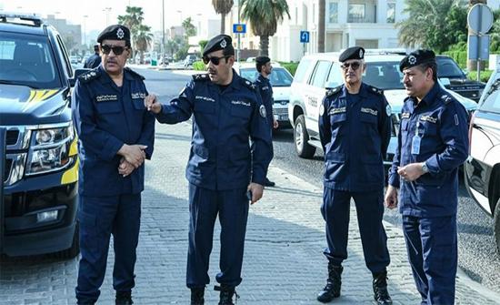 الكويت : الإبعاد لأردنية تعاطت المخدرات