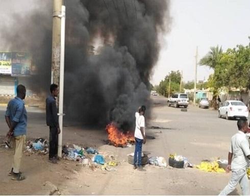 مظاهرات بالسودان احتجاجا على رفع الدعم عن الوقود (شاهد)