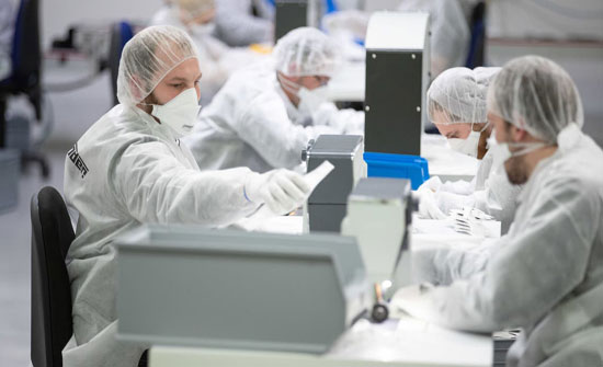 ألمانيا.. ارتفاع الطلبيات الصناعية بفضل قوة الطلب الخارجي