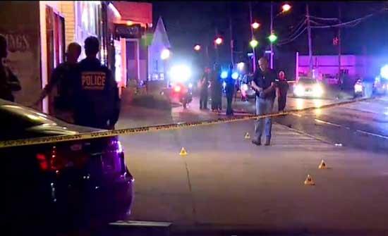 5 قتلى و 20 جريحا في إطلاق نار جماعي في ولايتين امريكيتين